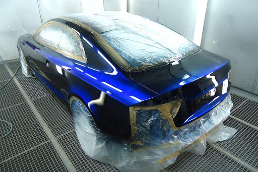 Покраска авто в Челябинске